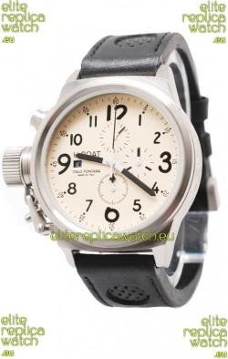U-Boat Flightdeck Japanese Replica Watch