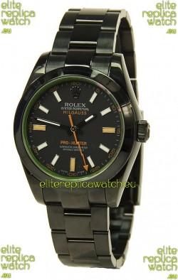 Rolex Milgauss Pro Hunter Edition Japanese Replica Watch