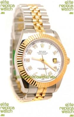 Rolex Datejust Two Tone Replica Watch