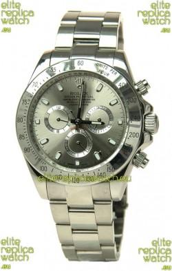 Rolex Daytona Silver Japanese Replica Watch