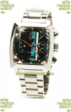 Tag Heuer Monaco Concept 24 Japanese Steel Watch