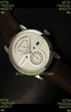 Alange Sohne Zeitwerk Edition Japanese Watch White Dial