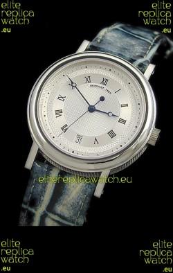 Breguet 452 K Swiss ETA Watch in White Dial