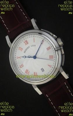 Breguet De La Marine Swiss Replica Steel Watch