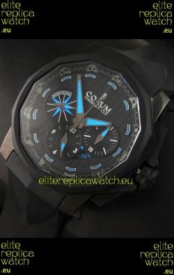 Corum Admirals Cup Challenge Swiss Replica Chronograph Watch