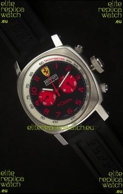 Ferrari Watches in Black & Red Dial
