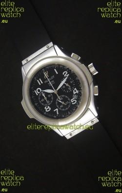 Hublot MDM Geneve Japanese Watch in Steel