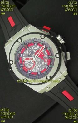 Hublot Big Bang King Power Manchester UnitedJapanese Replica Watch