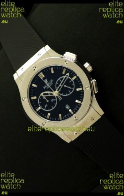 Hublot Big Bang Classic Fusion Chrono Japanese Watch with Steel Case