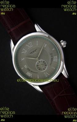 Mont Blanc Star Chrono Watch in Grey Dial