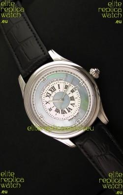 Montblanc Pure Mechanique Horlogere Swiss Replica Watch in Mop Blue Dial