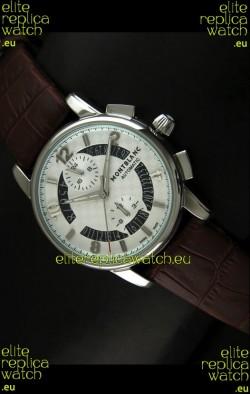 Mont Blanc Automatic Chronograph Japanese Replica Watch