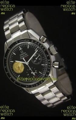 Omega Speedmaster Professional 0258 GMT Watch in Steel Casing