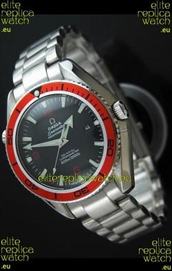 Omega Seamaster Planet Ocean Steel Watch - Swiss Quality Casing