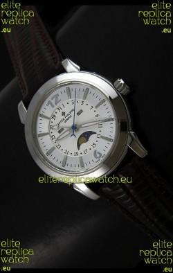 Patek Philippe Mens Grand Complications Japanese Watch in Steel