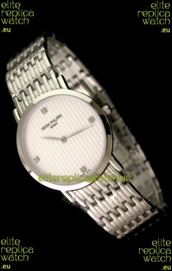 Patek Philippe Geneve Men Japanese Watch