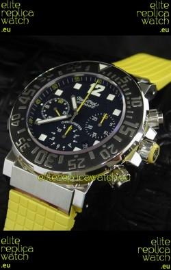 Paul Picot Plongeur C-TYPE Swiss Chronometer Watch