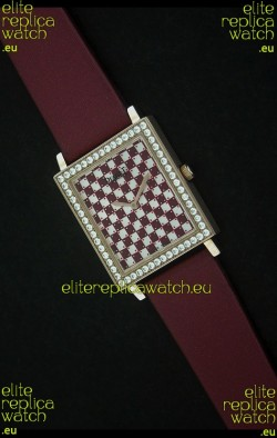 Piaget Black Tie Diamonds Lady Watch