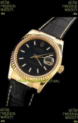 Rolex Datejust Mens Japanese Replica Watch