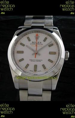 Rolex Oyster Perpetual Milgauss Swiss Replica Watch