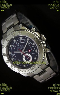 Rolex Yachtmaster II Japanese Replica Watch Red Dial
