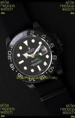 Rolex Pro-Hunter GMT Master II Swiss Replica Ceramic Watch