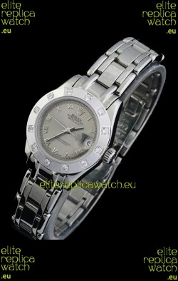 Rolex Datejust Ladies Japanese Replica Ladies Watch