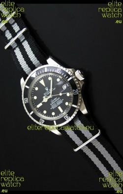 Rolex Vintage Submariner Cartier Swiss Replica Watch