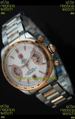 Tag Heuer Grand Carrera Calibre 17 Sport Ladies Watch in Rose Gold