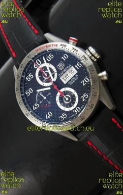 Tag Heuer Carrera Swiss Titanium Watch
