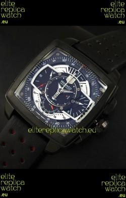 Tag Heuer Monaco Mikrograph Japanese Replica Watch