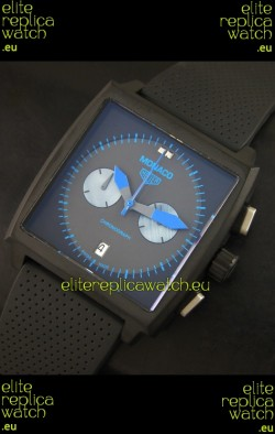 Tag Heuer Monaco Limited Edition Japanese Replica PVD Watch