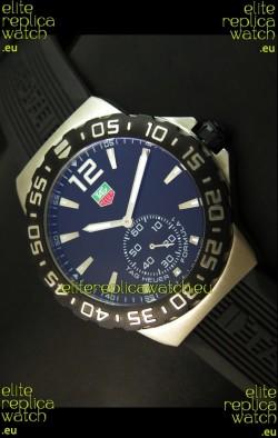 Tag Heuer Formula 1 Japanese Replica Watch in Quartz Movement - Black Dial