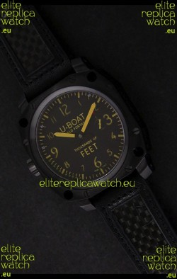 U-Boat Thousands of Feet Swiss PVD Automatic Watch
