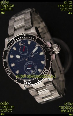 Ulysse Nardin Maxi Marine Diver Swiss Watch in Steel