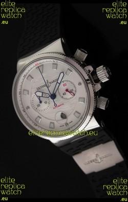 Ulysse Nardin No.308 Swiss Watch in Steel