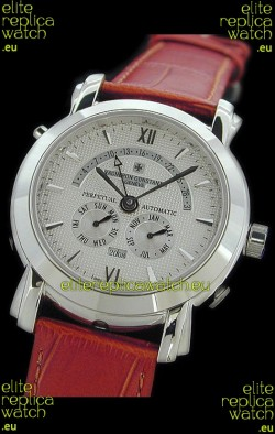 Vacheron Constantin Malte Calender Japanese Automatic Watch