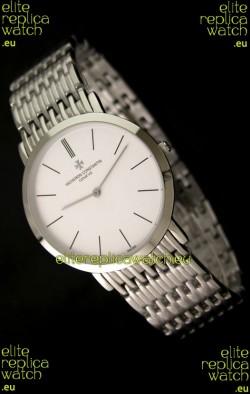 Vacheron Constantin PatrimonyJapanese Steel Automatic Watch