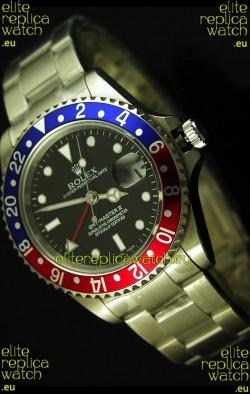 Rolex GMT Masters II Swiss Replica Watch - Updated 2013 Movement