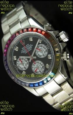 Rolex Cosmograph Daytona Japanese Replica Watch - Updated Sub Dials