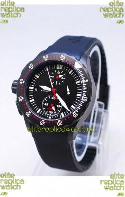 Sinn U1000 Chronograph Swiss Replica Watch - 1:1 Mirror Replica Watch - PVD Casing