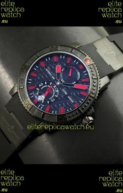 Ulysse Nardin Marine Diver Monaco Edition Swiss Automatic Watch