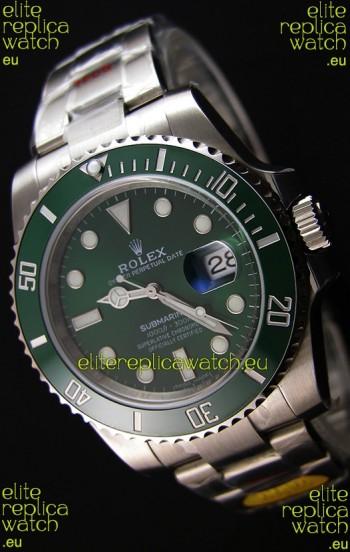 Rolex Submariner The Hulk ETA 3135 Replica 1:1 Mirror - Ultimate 904L Steel Watch