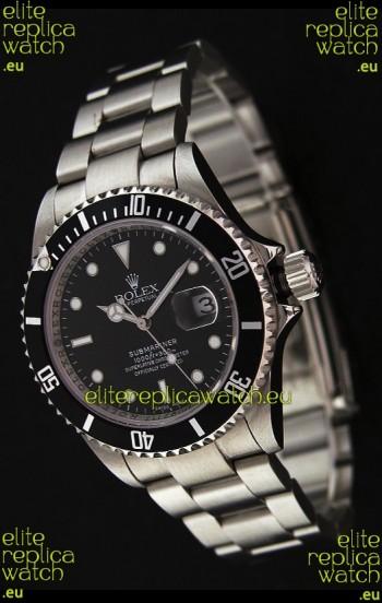Rolex Submariner Swiss Replica Watch Regular Bezel - 1:1 Mirror Replica Watch