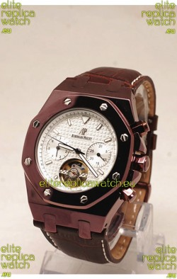 Audemars Piguet Royal Oak Tourbillon PVD Watch