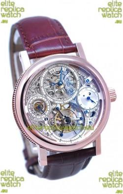 Breguet Classique 3755 Skeleton TourbillonSwiss Replica Watch