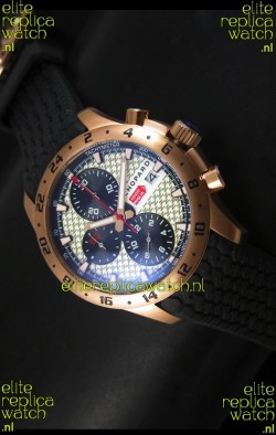 Chopard Mille Miglia Zagato Limited Edition Quartz Watch in Rose Gold