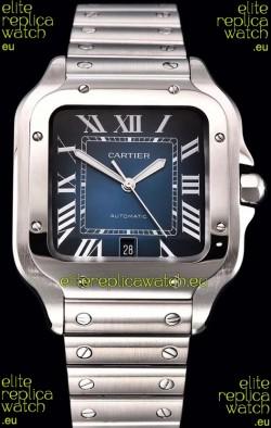 Cartier Santos De Cartier XL 1:1 Mirror Replica - 40MM Stainless Steel Watch