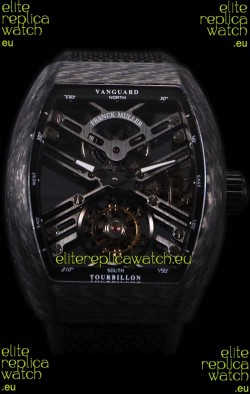 Franck Muller Vanguard Skeleton Tourbillon Swiss Replica Watch