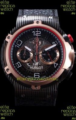 Hublot Classic Fusion GT King Gold Swiss Replica Watch